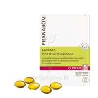 Oléocaps 5 Caps Cycle Menstruel Bio B/30 à Valenciennes