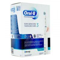 Oral B Professional Brosse Dents électrique Soin Gencives 3 à Valenciennes