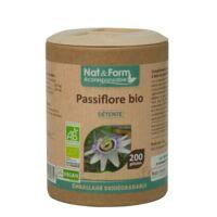 Nat&form Eco Responsable Passiflore Bio Gélules B/200 à Valenciennes
