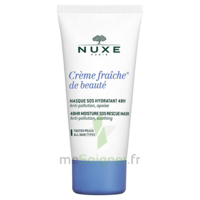 Crème Fraiche® De Beauté - Masque Hydratant 48h Et Anti-pollution50ml à Valenciennes