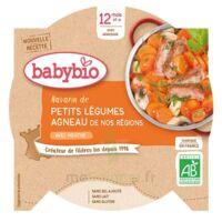 Babybio Assiette Légumes Agneau à Valenciennes