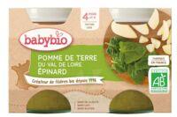Babybio Pot Pomme De Terre Epinards à Valenciennes