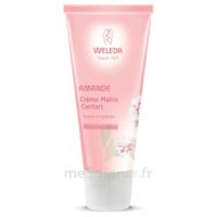 Weleda Crème Mains Confort à L'amande 50ml à Valenciennes