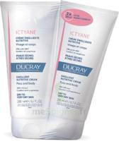Ducray Ictyane Crèmes Duo 2 X 200ml à Valenciennes