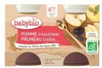 Babybio Pot Pomme Pruneau à Valenciennes