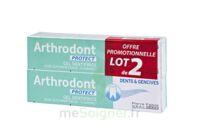 Pierre Fabre Oral Care Arthrodont Protect Dentifrice Lot De 2 X75ml à Valenciennes