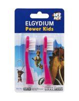 Elgydium Recharge Pour Brosse à Dents électrique Age De Glace Power Kids à Valenciennes