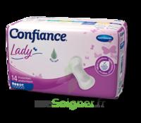 Confiance Lady Protection Anatomique Incontinence 4 Gouttes Sachet/14 à Valenciennes