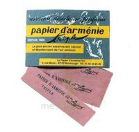 Papier D'armenie Feuille à Valenciennes