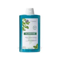 Klorane Menthe Aquatique Bio Shampooing Détox Fraicheur 400ml à Valenciennes