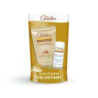 Rogé Cavaillès Nutrissance Pocket Crème Mains Douceur + Baume Lèvres Réparateur 30ml + 5,5g Edition Limitée à Valenciennes