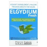 Elgydium Fresh Pocket 12 Pastilles à Valenciennes