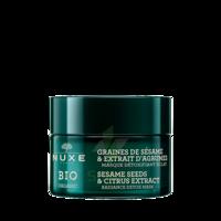Nuxe Bio Masque Détoxifiant Eclat 50ml à Valenciennes